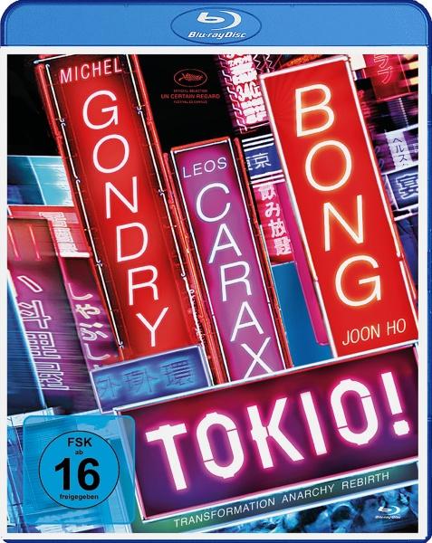 Tokio! (Blu-ray+DVD)