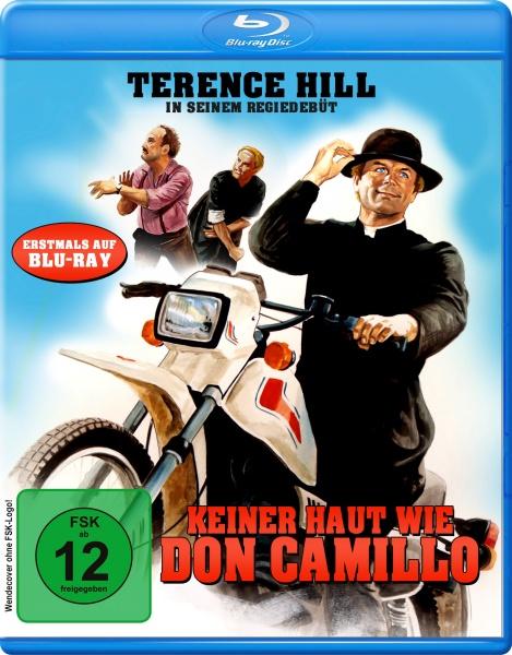 Keiner haut wie Don Camillo (Blu-ray)