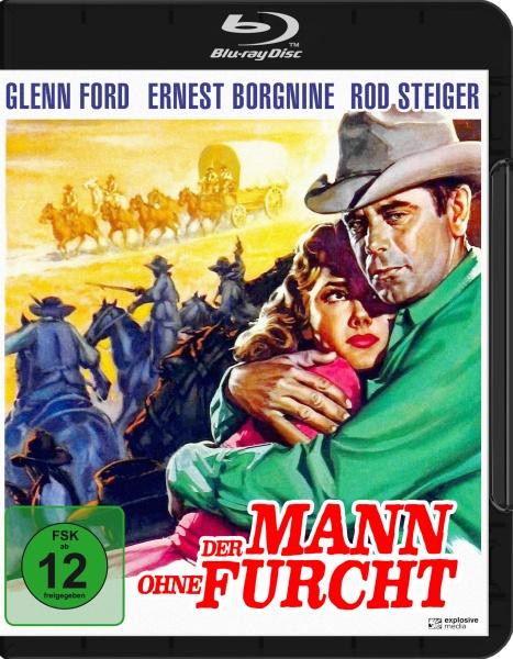 Der Mann ohne Furcht (Jubal) (Blu-ray)