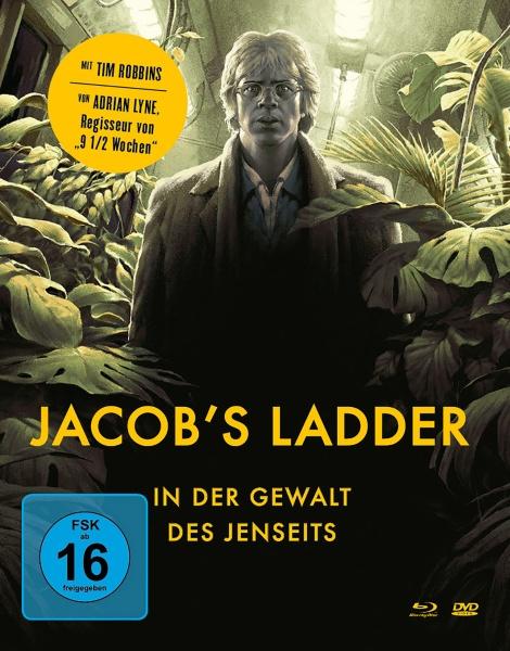 Jacob's Ladder - In der Gewalt des Jenseits (Mediabook B, Blu-ray+DVD)
