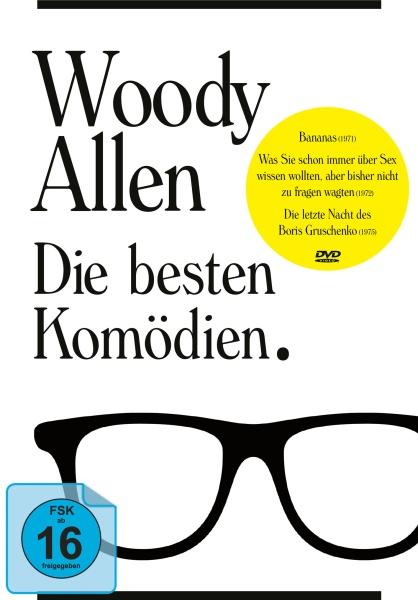Woody Allen - Die besten Komödien (3 DVDs)