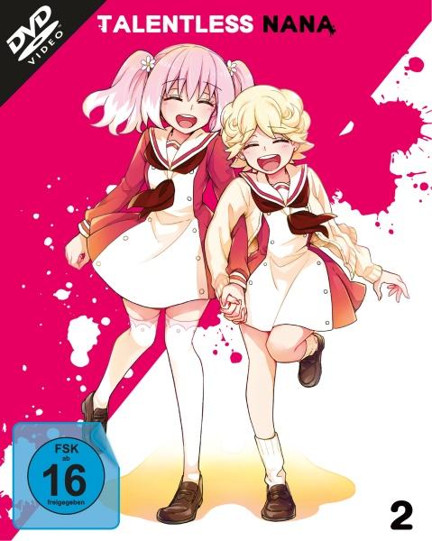 Talentless Nana Vol. 2 (Ep. 5-8) (DVD)