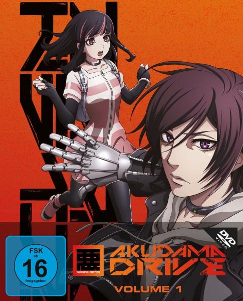 Akudama Drive - Staffel 1 - Vol. 1 (Ep. 1-4) (DVD)