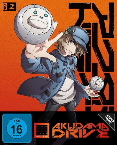 Akudama Drive - Staffel 1 - Vol. 2 (Ep. 5-8) (DVD)