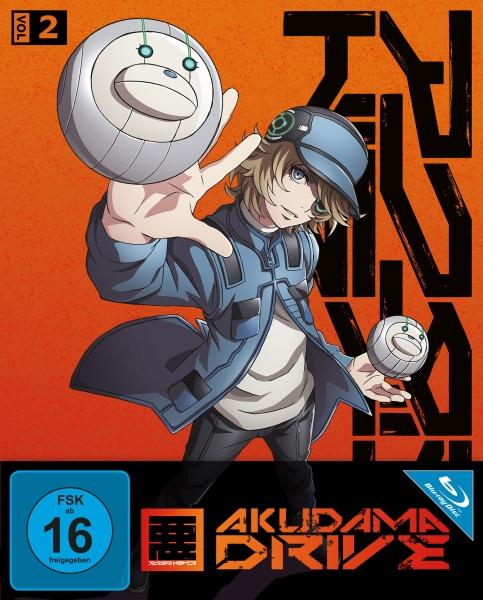 Akudama Drive - Staffel 1 - Vol. 2 (Ep. 5-8) (Blu-ray)