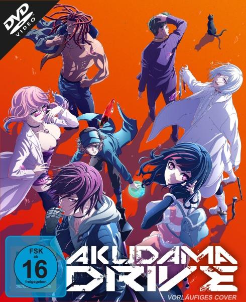 Akudama Drive - Staffel 1 - Vol. 3 (Ep. 9-12) im Sammelschuber (DVD)