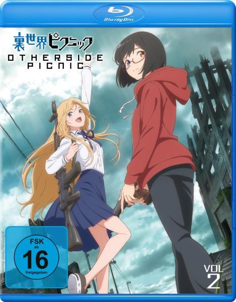 Otherside Picnic Vol. 2 (Ep. 5-8) (Blu-ray)