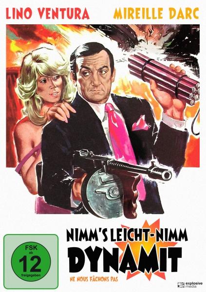 Nimm's leicht - nimm Dynamit (DVD)