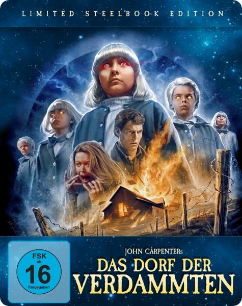 Das Dorf der Verdammten (Steelbook) (Blu-ray+DVD)