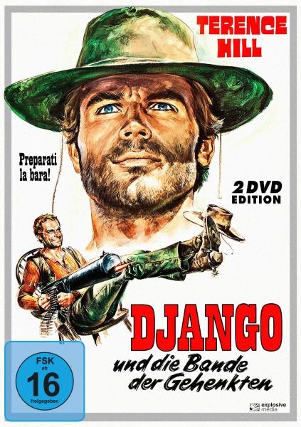 Django und die Bande der Gehenkten (2 DVDs)