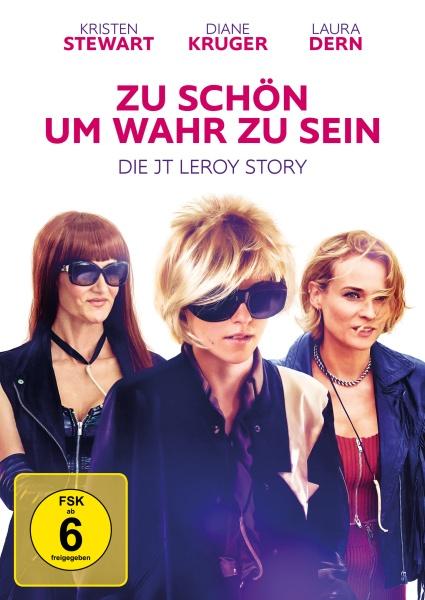Zu schön um wahr zu sein - Die JT LeRoy Story (DVD)