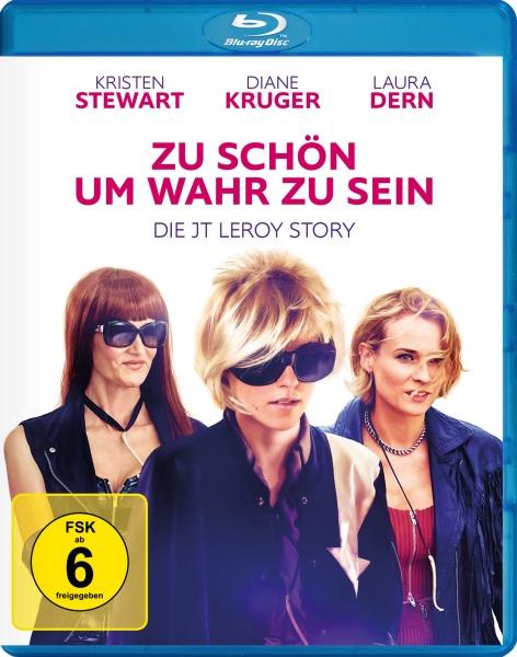 Zu schön um wahr zu sein - Die JT LeRoy Story (Blu-ray)