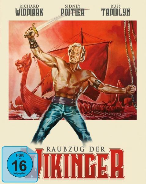 Raubzug der Wikinger (Mediabook, Blu-ray+DVD)