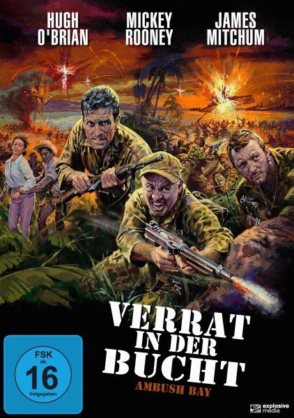 Verrat in der Bucht (DVD)