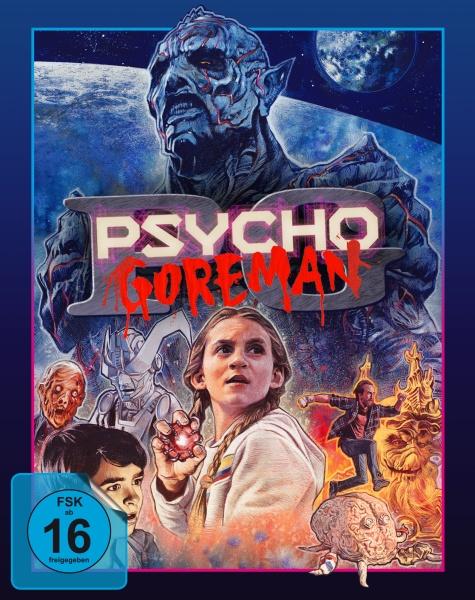 Psycho Goreman (Mediabook C, Blu-ray+DVD)