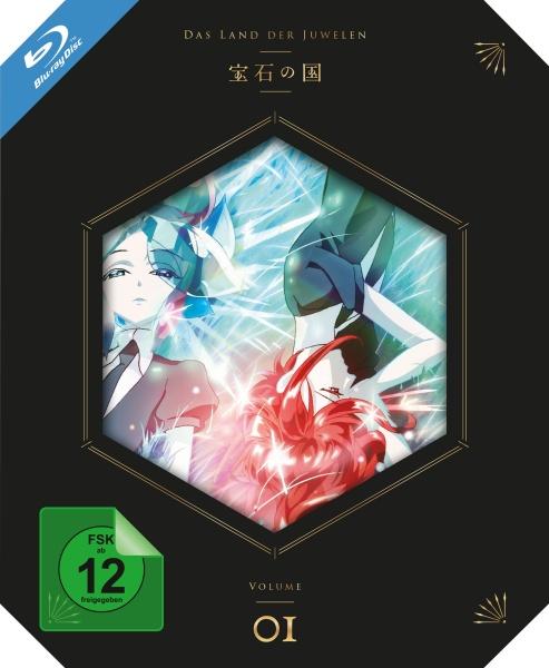 Das Land der Juwelen Vol. 1 (Ep. 1-4) (Blu-ray)