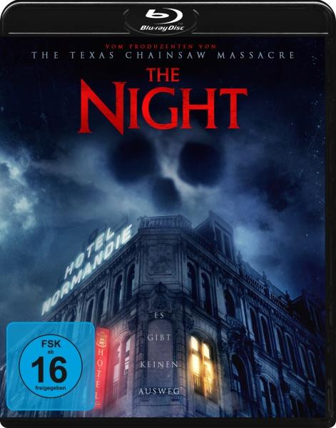 The Night - Es gibt keinen Ausweg (Blu-ray)