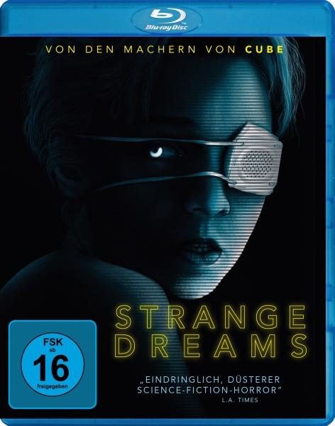 Strange Dreams (Blu-ray)