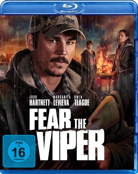 Fear the Viper (Blu-ray)