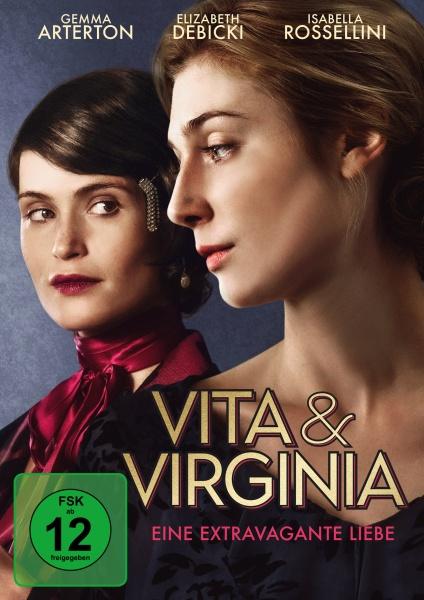 Vita und Virginia - Eine extravagante Liebe (DVD)