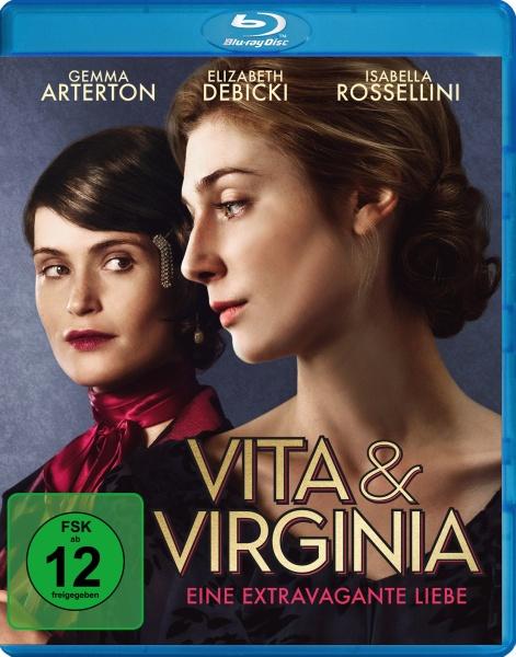 Vita und Virginia - Eine extravagante Liebe (Blu-ray)