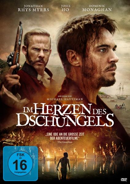 Im Herzen des Dschungels (DVD)