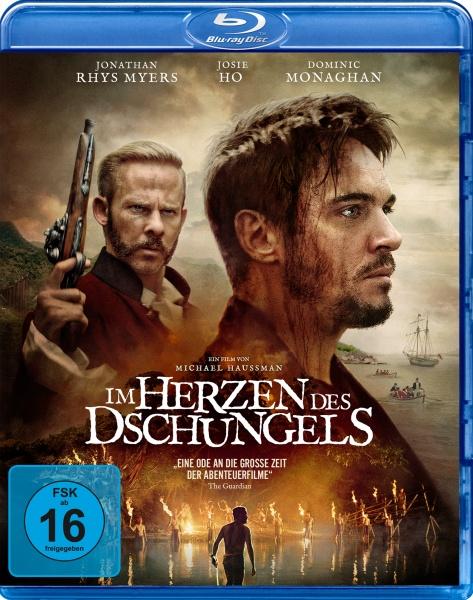 Im Herzen des Dschungels (Blu-ray)