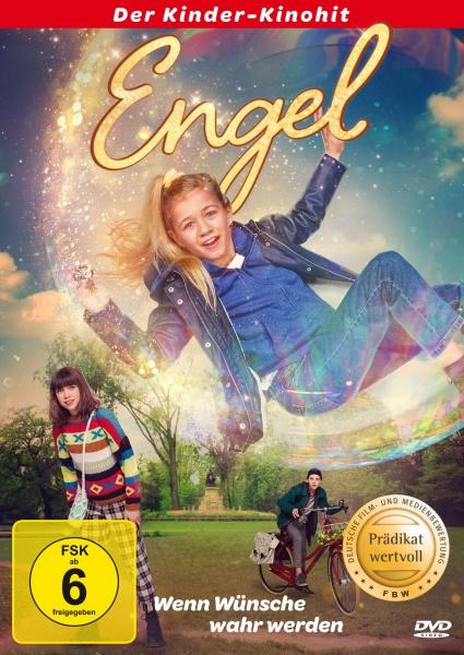 Engel - Wenn Wünsche wahr werden (DVD)
