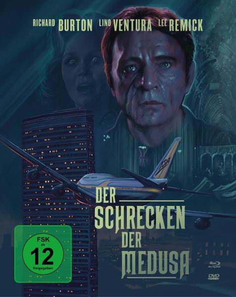 Der Schrecken der Medusa (Mediabook B, Blu-ray+DVD)