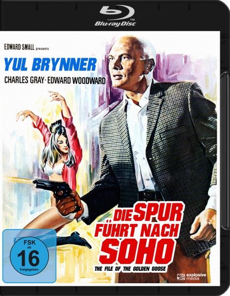 Die Spur führt nach Soho (Blu-ray)