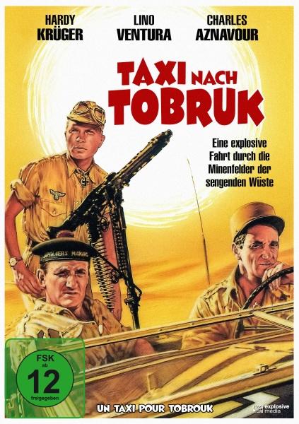 Taxi nach Tobruk (DVD)