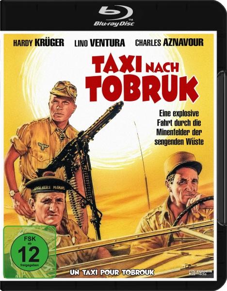 Taxi nach Tobruk (Blu-ray)