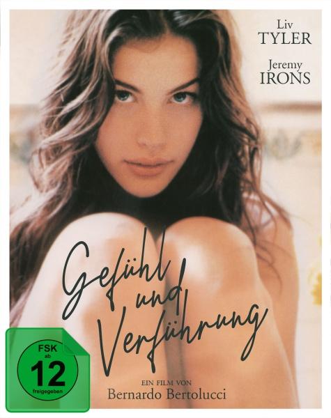 Gefühl und Verführung (Bernardo Bertolucci) (Blu-ray)