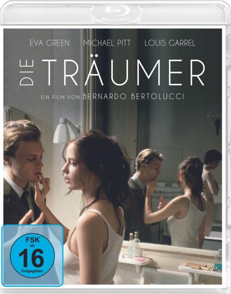 Die Träumer (Bernardo Bertolucci) (Blu-ray)