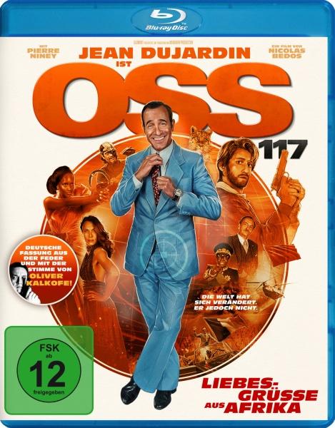 OSS 117 - Liebesgrüße aus Afrika (Blu-ray)