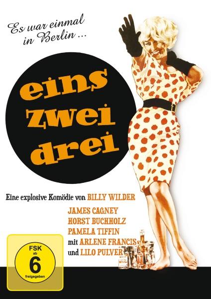 Eins, Zwei, Drei (DVD)