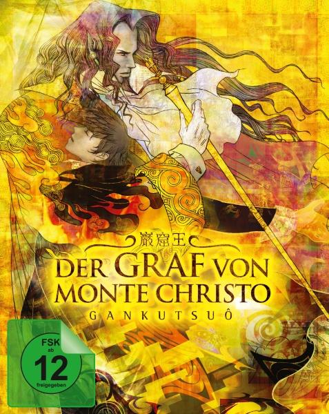 Der Graf von Monte Christo - Gankutsuô Vol. 3 (Ep. 17-24) im Sammelschuber (2 Blu-rays)