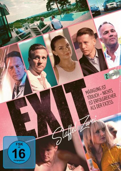 Exit - Staffel 2 (2 DVDs)
