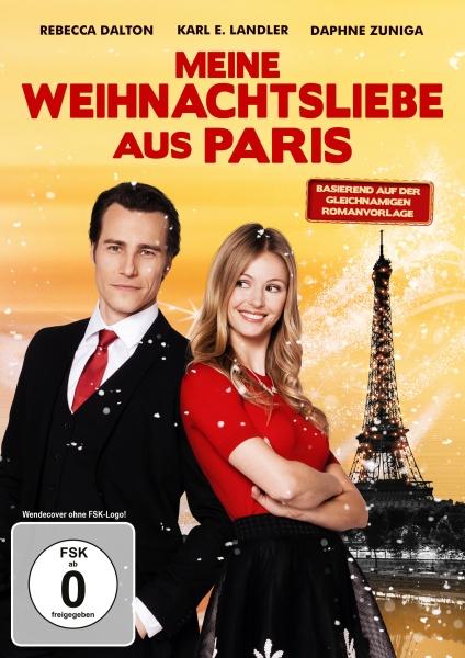 Meine Weihnachtsliebe aus Paris (DVD)