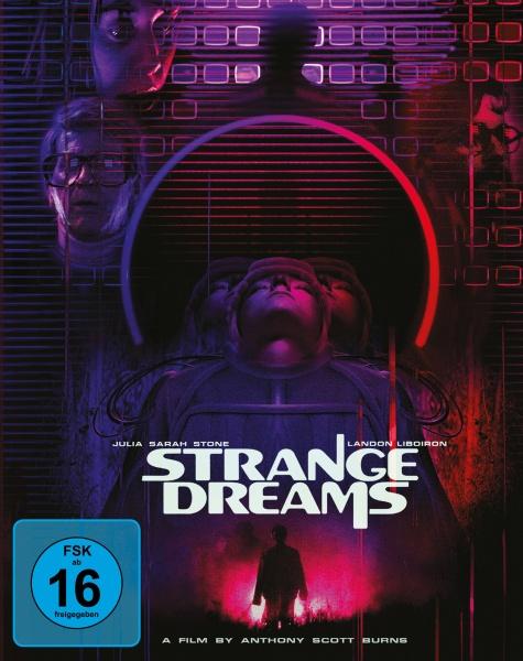 Strange Dreams (Mediabook, Blu-ray+DVD)