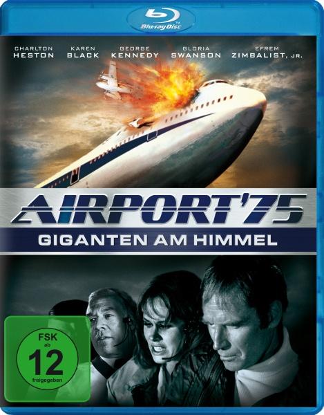 Airport '75 - Giganten am Himmel (Blu-ray)