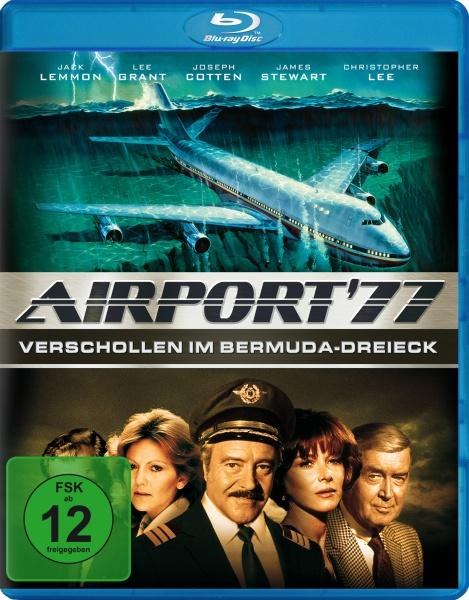 Airport '77 - Verschollen im Bermuda-Dreieck (Blu-ray)