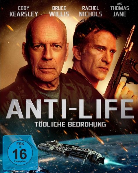 Anti-Life - Tödliche Bedrohung (Blu-ray)