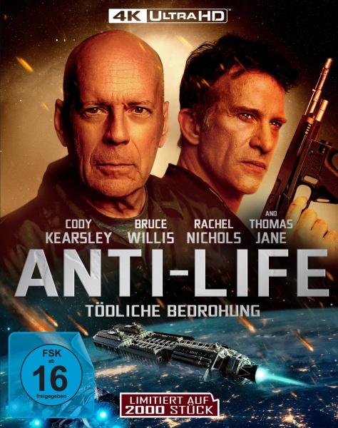 Anti-Life - Tödliche Bedrohung - Limited Edition (4K Ultra HD)