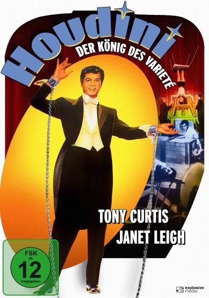 Houdini, der König des Varieté (DVD)