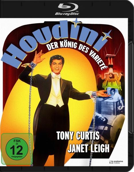 Houdini, der König des Varieté (Blu-ray)