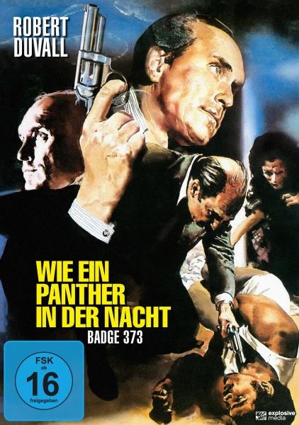 Wie ein Panther in der Nacht (DVD)