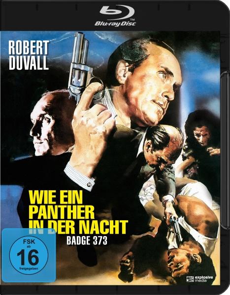 Wie ein Panther in der Nacht (Blu-ray)