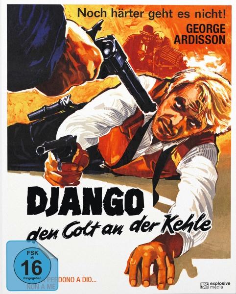 Django - Den Colt an der Kehle (Mediabook A, Blu-ray+DVD)