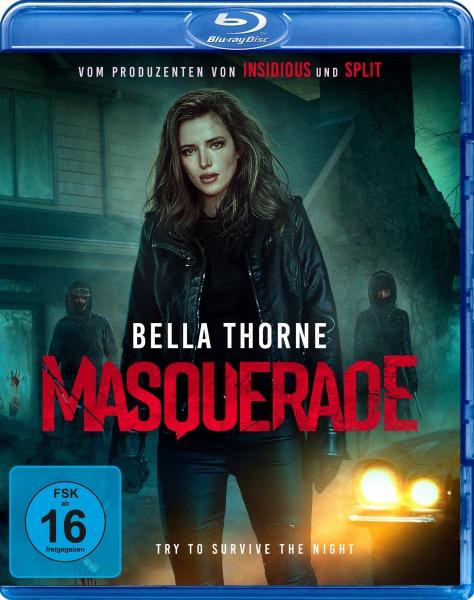 Masquerade (Blu-ray)